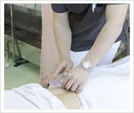交通事故急性期の痛みに対応