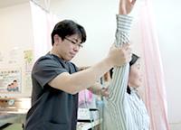 富田林市くめ鍼灸整骨院の検査