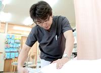 富田林市くめ鍼灸整骨院の施術