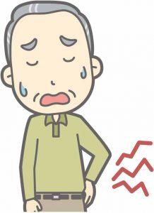 富田林,金剛,坐骨神経痛と腰の痛みからの解放