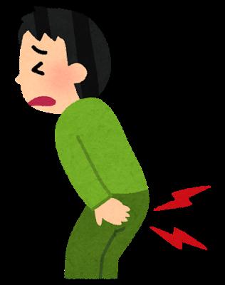 富田林大阪狭山で腰でん部の痛みにお困りの方はくめ鍼灸整骨院