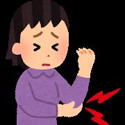富田林市大阪狭山市で肘の痛みでお困り方はくめ鍼灸整骨院へお越しください。