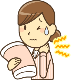 富田林,金剛,首の痛みや寝違えをしっかり治す
